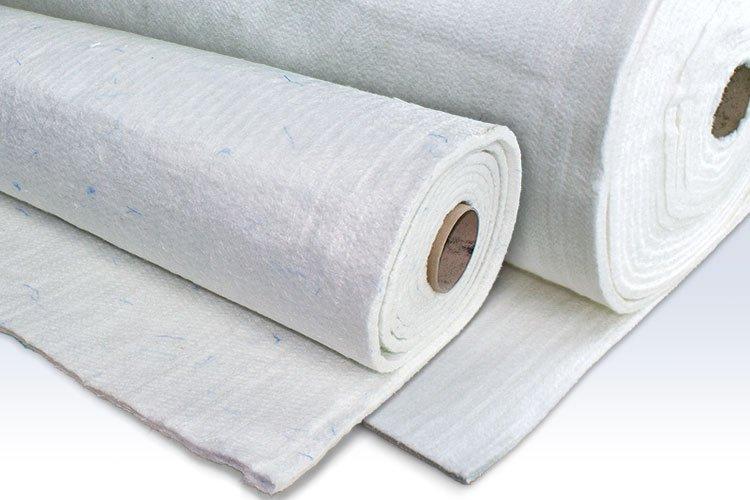 Tessuti in fibra di vetro e silice